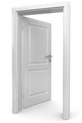 Tür nach innen öffnen