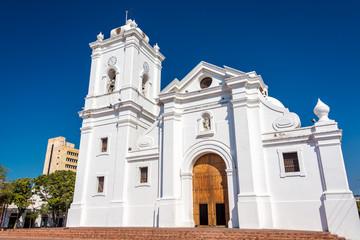 Fototapete - Santa Marta Cathedral