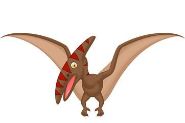 Pterosaurus cartoon