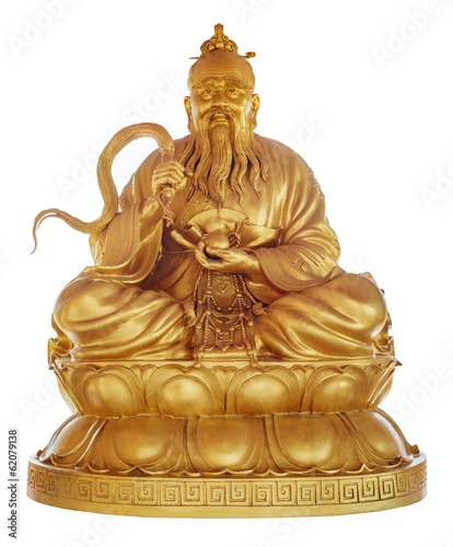 """Places Of Worship For Taoism: Founder Of Taoism"""" Stock Photo And"""