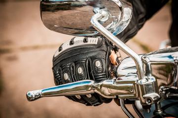 Papier Peint - Motorcycle Racing Gloves