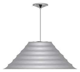 Cone ceiling lamp