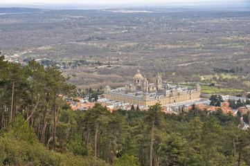 Monasterio de San Lorenzo de El Escorial, Madrid (España)