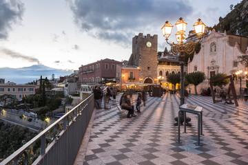 Taormina ed Etna