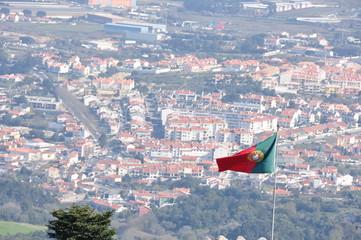 シントラ、ムーアの城壁 Castelo dos Mouros (Sintra)