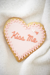 Hearts Cookie