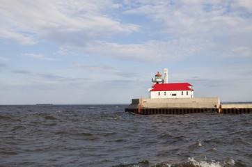 Duluth S Pier Lighthouse