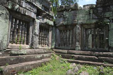 Angkor Wat Stone Carvings and Detail