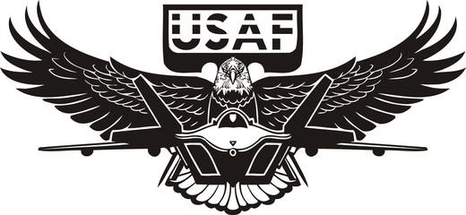 US Air Force - Military Design.