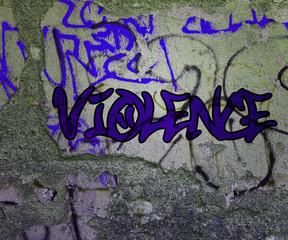 Violence Graffiti
