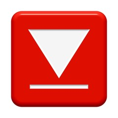 Roter Button: Download-Pfeil