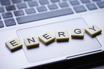 ENERGY word