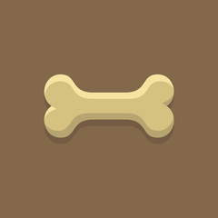 Dog Bone Cookie