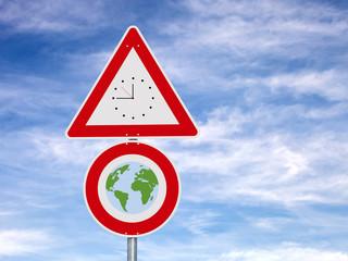 kurz vor Zwölf Klimaerwärmung