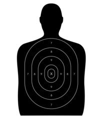 Shooting Range - Human Target