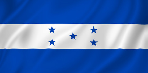 Honduras flag