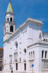 Fototapete - Abruzzen, Pescara, Duomo San Cetteo