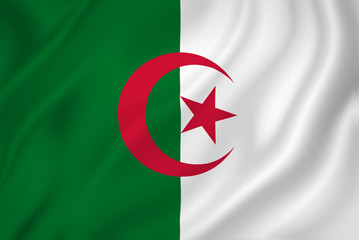 Algearia flag