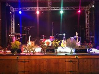 Live Stage Setup
