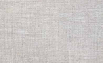 Grey canvas texture closeup
