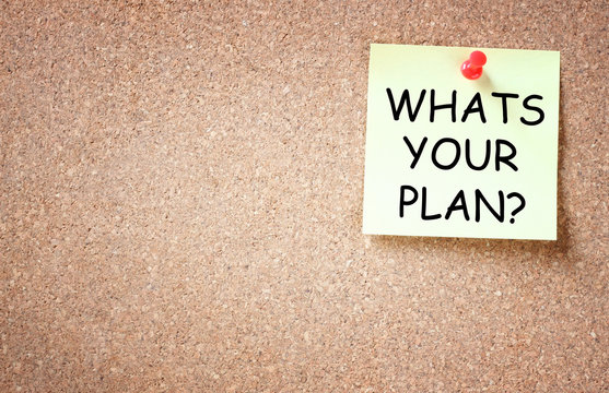 whats your plan concept, room for text