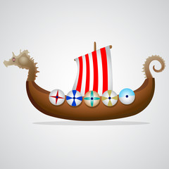 Ship of Viking