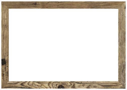 Altholzbilderrahmen Rustikal 3:2