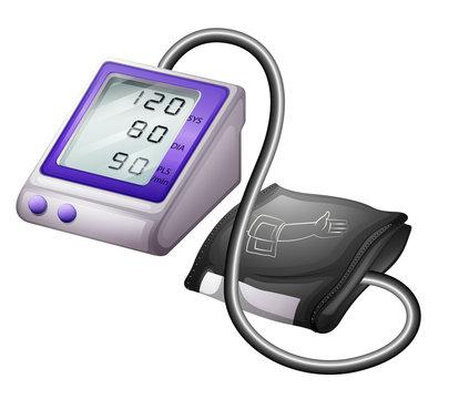 A sphygmomanometer
