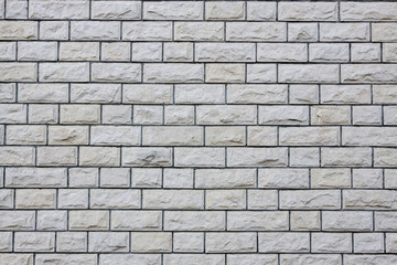 Wall made of bricks as background
