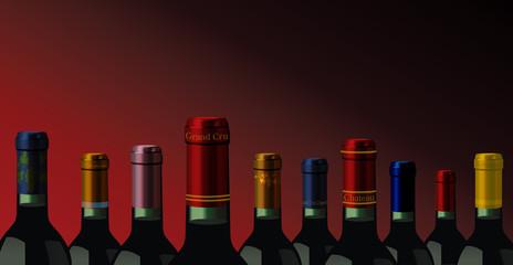 VIN Frise Bordeaux