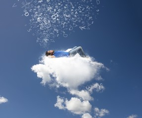 Relax on a cloud