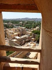 Nizwa Fort Castle Oman Golfe Oman Sultanat Moyen Orient