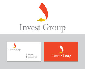 Invest group logo
