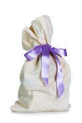 Full sack with ribbon