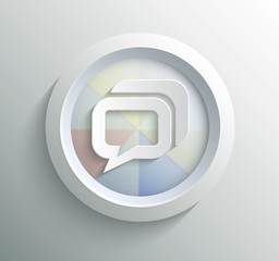 Icon message