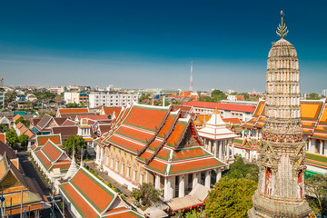 Wat Arun, the Temple of Dawn, Bangkok Thailand