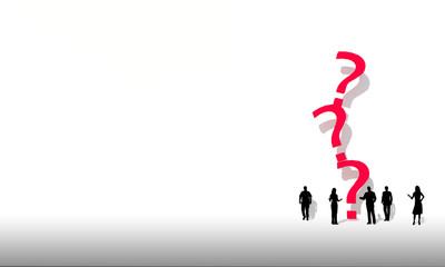 question 疑問