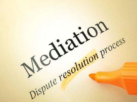 Legal mediation