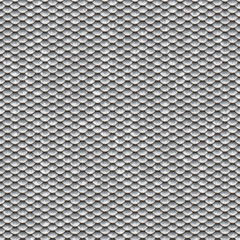 Seamless scales snake skin texture silver smallest