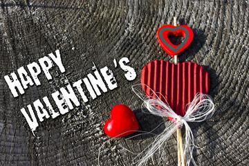 Hearts - Happy Valentine's Day