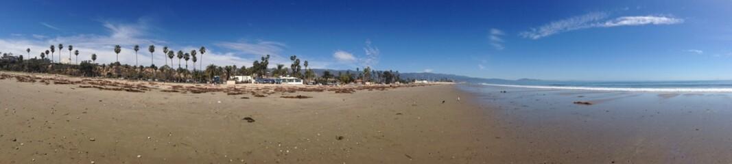 santa barbara beach CA