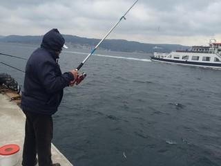 Çanakale  Boğazında balıkçılık