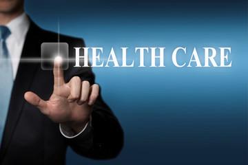 touchscreen - health care