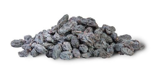 Heap Of Dark Raisins