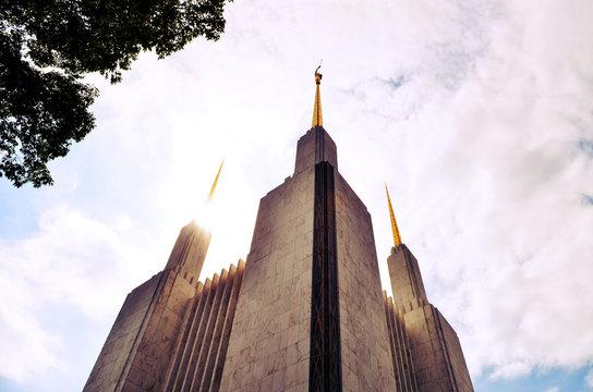 Washington, D.C. Mormon Temple