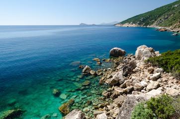 Gulf Of Orosei, Ogliastra region, Sardinia.