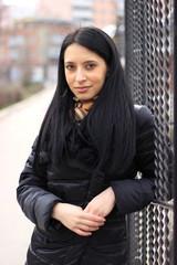 Фото красивых девушек брюнеток с длинными волосами брюнетки фото 14-129