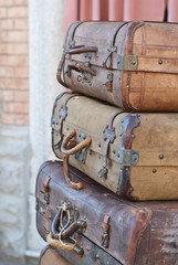 Vecchie valigie