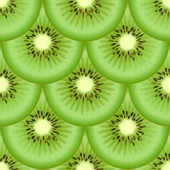 Kiwi seamless texture