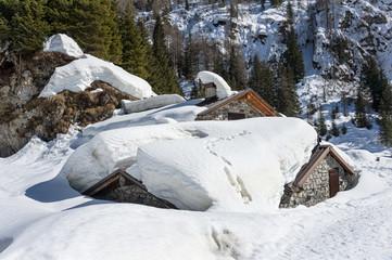 Chalet alpino